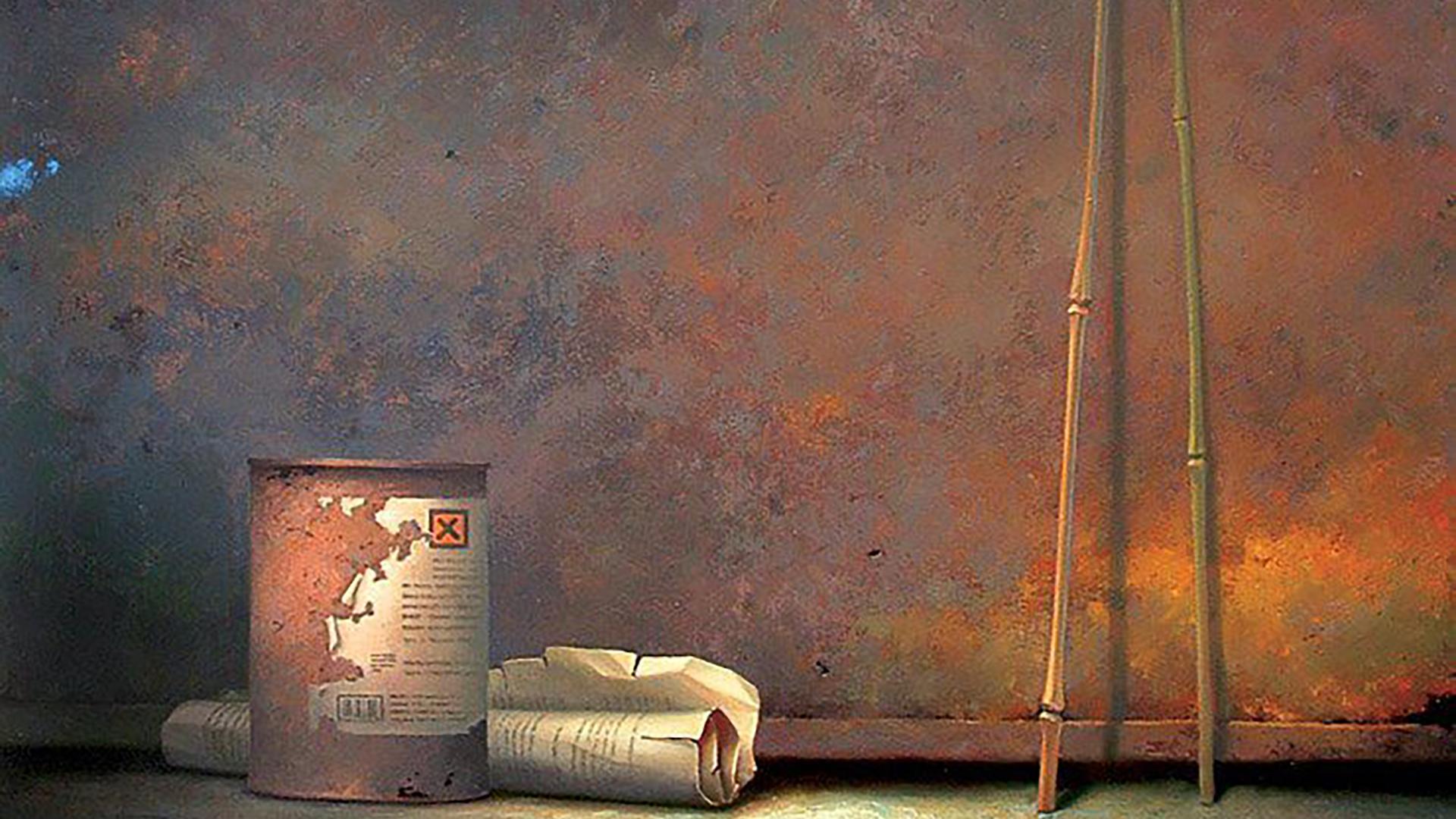 Malarstwo Edwarda Szuttera